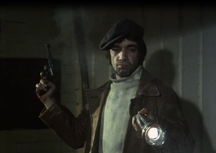 Roger Lloyd-Pack, Lights of London II, 1976