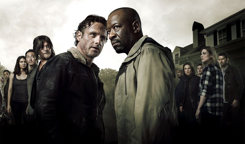 The Walking Dead - series six